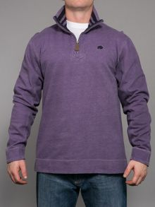 Raging Bull Signature quarter zip sweatshirt