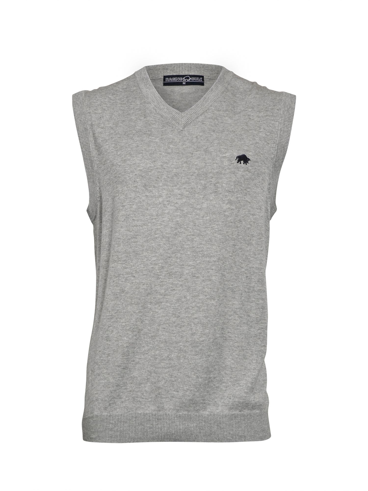 Pima cotton v-neck tank