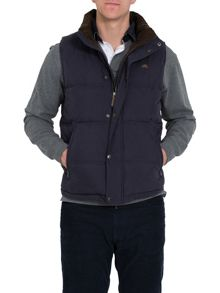 Big and tall signature gilet