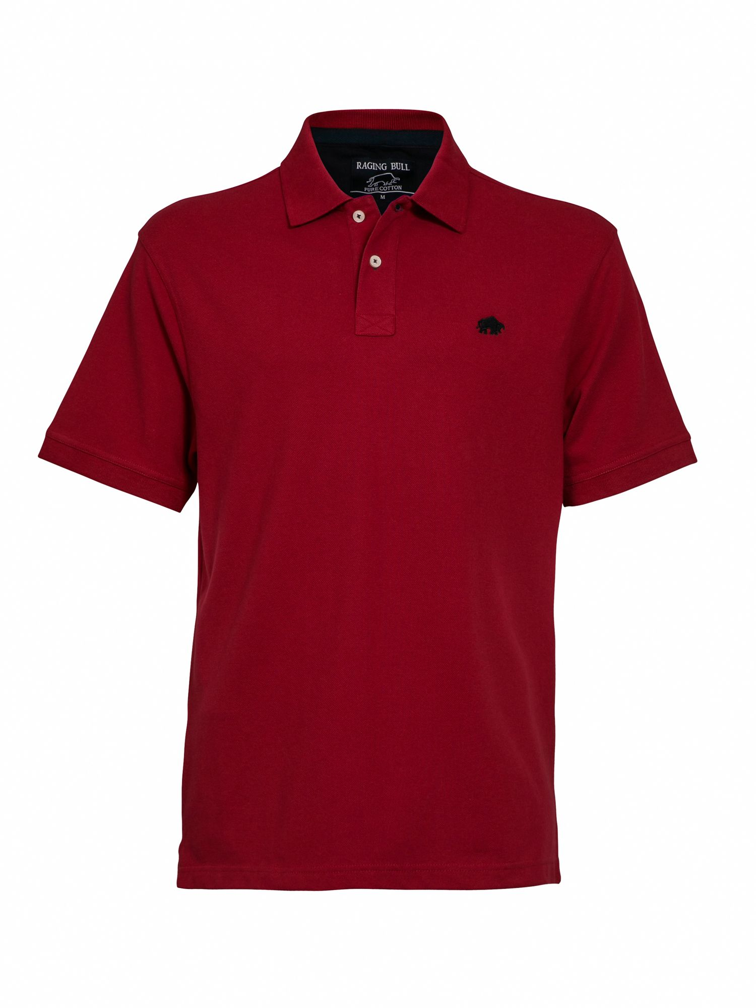 Men's Raging Bull Big & Tall New signature polo, Red