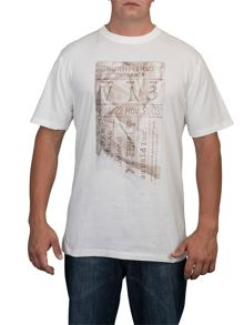 Big And Tall Ticket Stub T-Shirt