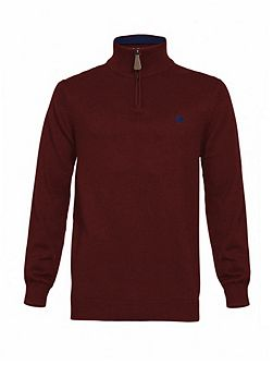 Men's Raging Bull Big and tall cashmere 1/4