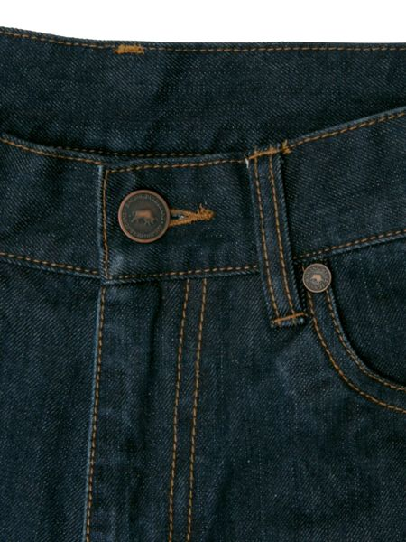 Raging Bull Dark denim jeans