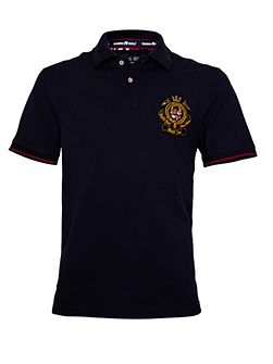 World Cup Crest Regular Fit Polo Shirt