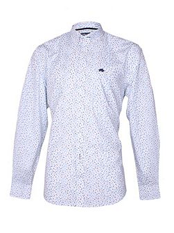 Floral Classic Fit Long Sleeve Shirt
