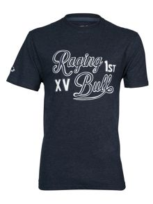 Raging Bull First XV Applique T/Shirt
