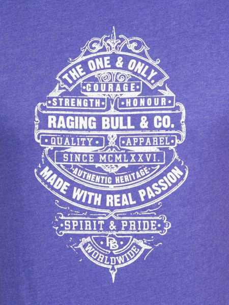 Raging Bull The One & Only T/shirt