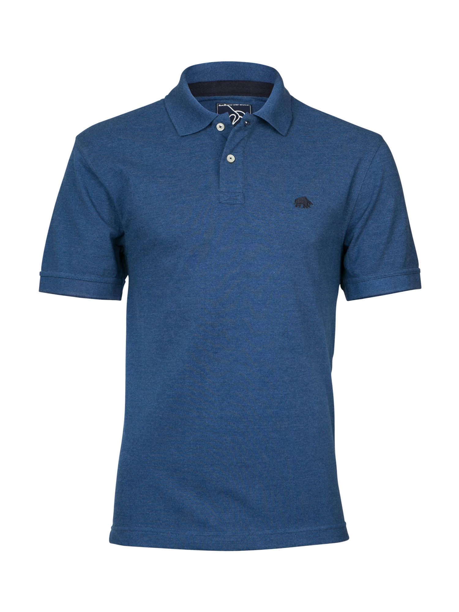 Men's Raging Bull New Signature Polo, Blue
