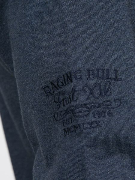 Raging Bull L/S Quilted Signature Rugby