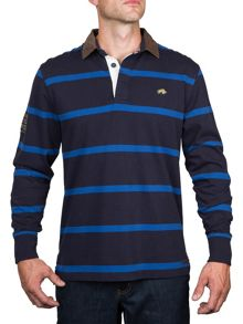 L/S Striped First XV Rugby
