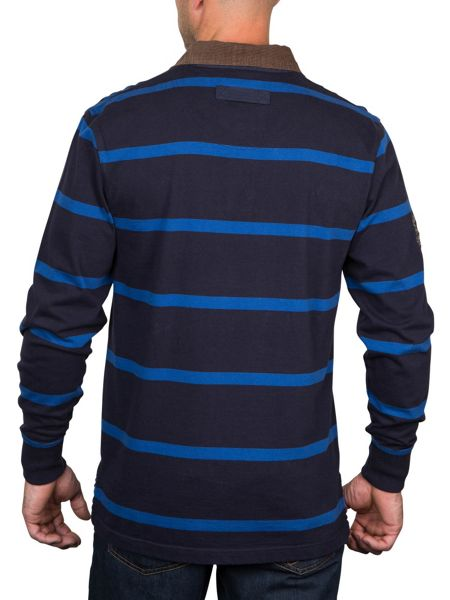 Raging Bull L/S Striped First XV Rugby