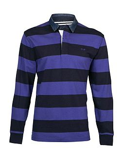 L/S Hooped Rugby