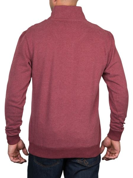 Raging Bull Button-Up Jersey Sweater