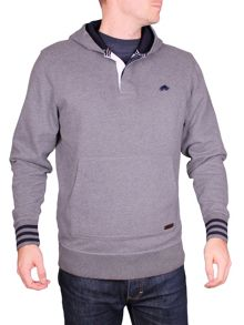 Rugby Placket Hoody
