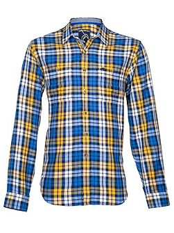 Medium check shirt