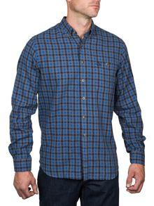 Raging Bull Small check shirt