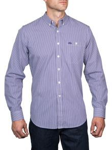 Bengal stripe shirt