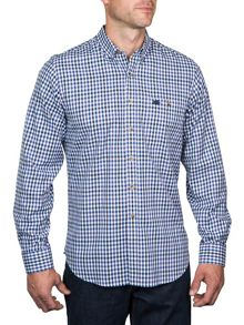 Raging Bull Multi check shirt
