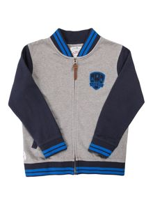 Raging Bull Boys Zip Thru Jacket