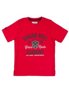 Raging Bull Boys Shield T/Shirt