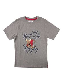 Raging Bull Boys Running Bull T/Shirt