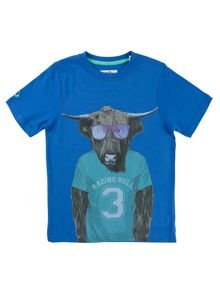 Raging Bull Boys No 3 Bull T/Shirt