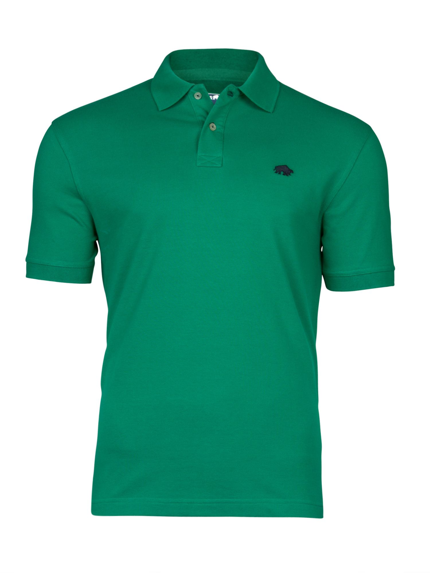 Men's Raging Bull New Signature Polo, Green
