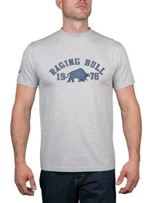 Raging Bull Bull Applique T-Shirt