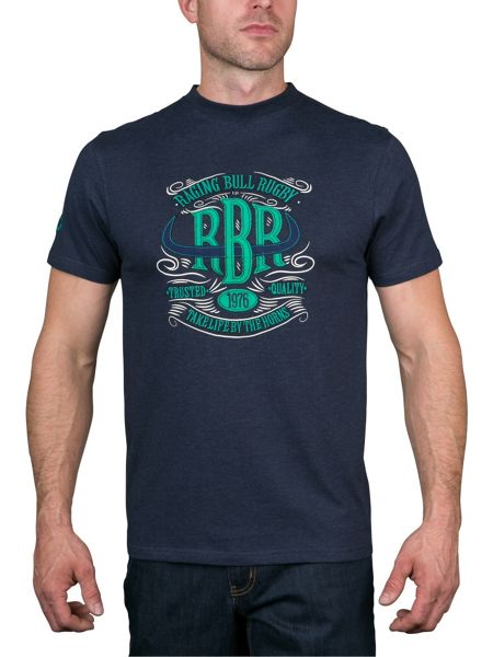Raging Bull RBR Applique T-Shirt