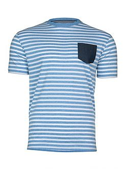 Pin Stripe T-Shirt