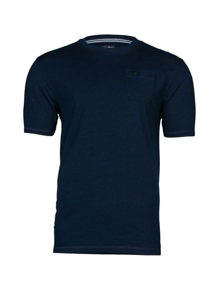 Raging Bull Plain T/Shirt with Pocket