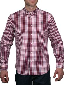 Raging Bull Gingham Shirt
