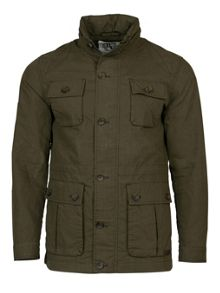 Raging Bull Field Jacket - Khaki