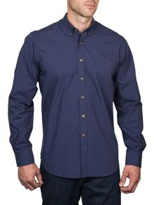 Raging Bull Plain Casual Shirt