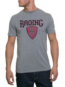 Raging Bull Shield Graphic Tee