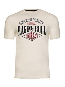 Raging Bull Applique Superior Tee