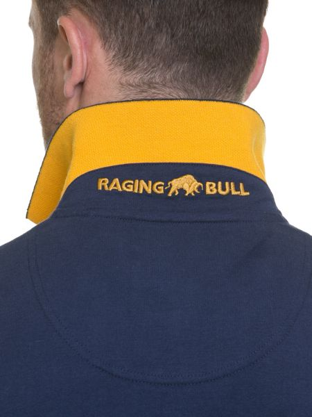 Raging Bull First XV Jersey Polo