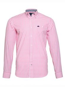 Raging Bull Signature Gingham Shirt