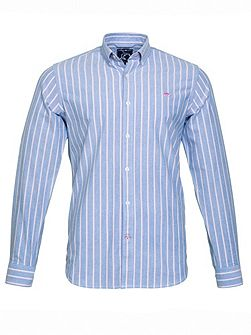 Stripe Oxford Shirt