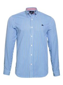 Raging Bull Candy Stripe Shirt