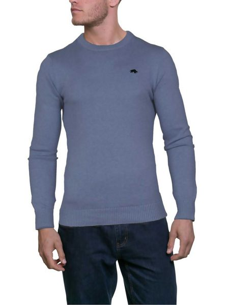 Raging Bull Signature Crew Neck Sweater
