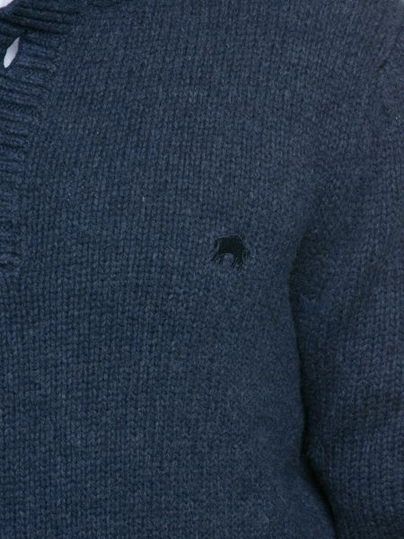Raging Bull Button Up Funnel Neck