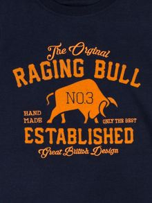 Raging Bull Boys No 3 Bull Tee