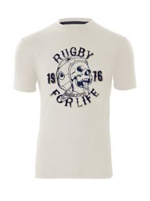 Raging Bull Rugby For Life T-shirt