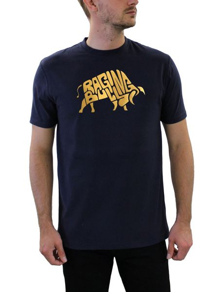 Raging Bull Word Bull T-shirt