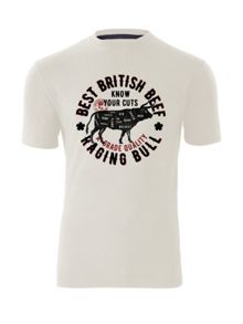 Raging Bull Know your Cuts T-shirt
