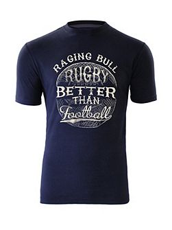 Rugby Better than Football T-shirt