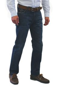 Raging Bull Mid Wash Denim Jean