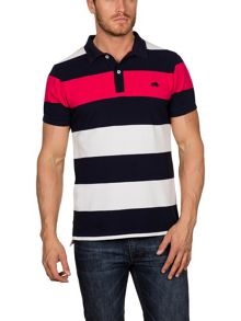Raging Bull Irregular Hoop Polo