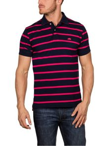 Raging Bull Thin Stripe Polo